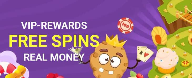 Casino VIP Belohnungen